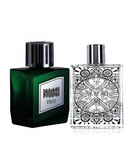 Mukhalt 6 and Somah Green Perfume Set for Men