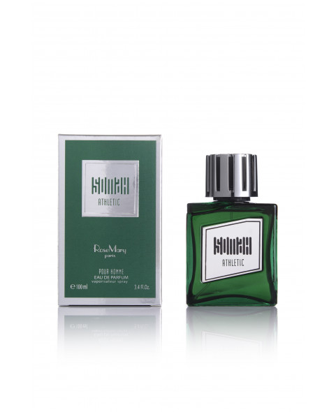 Somah Green Eau de Perfume For Men - 100 ml