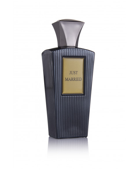 Just Married Black Eau de Toilette For Men - 100 ml
