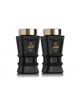 Scented Oud Set Alfakher and Alkhaleej