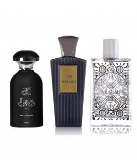 Groom Set of Perfume - Pieces